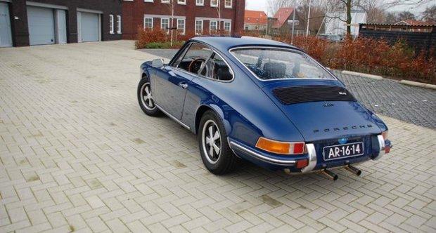 Porsche 911 2.4 T 1972