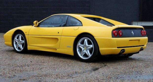 Ferrari 355 GTB - Giallo 1998