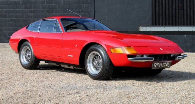 Ferrari 365 GTB/4 'Daytona' Very Low Mileage - Highly Original 1973