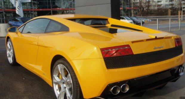 Lamborghini Gallardo LP560-4 E- Gear- Schaltung 2009