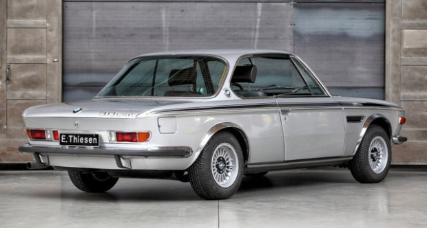 BMW 3,0 CSL Coupé 1972