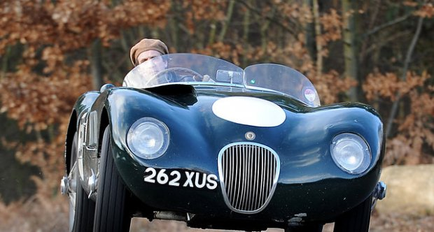 Jaguar C-Type 1952
