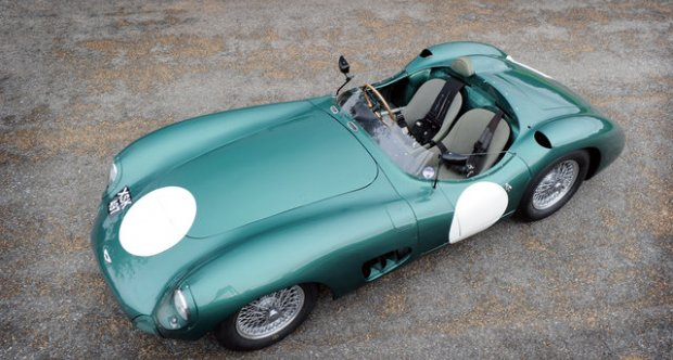 Aston Martin DBR1 The 1959 Le Mans-winning car 1957
