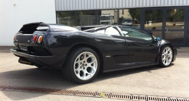 Lamborghini Diablo 6,0 VT 2000
