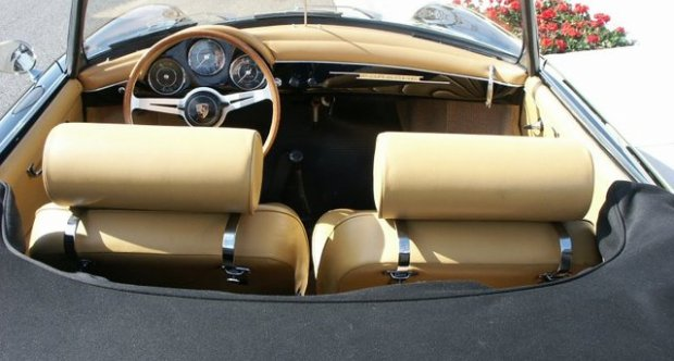 Porsche 356 roadster 1959