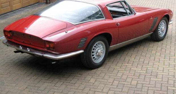 Iso Grifo Totally Original One Owner Baldwin Motion Coupe 1966