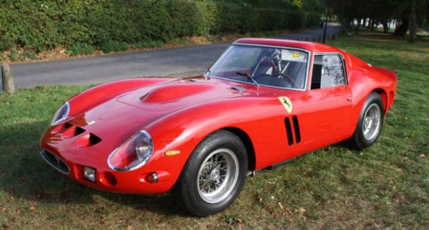 Ferrari 250 GTO by Allegretti 1964