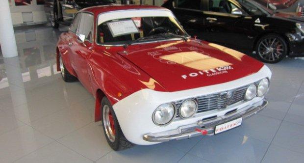 Alfa Romeo GTV 2000 Rallye 1972
