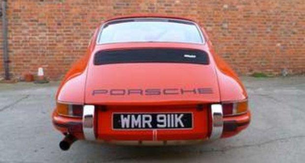 Porsche 911 S 2.4 Sport Coupe (E Series) 1972