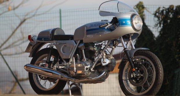 Ducati 750 SS 1976