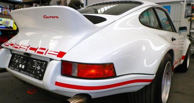 Porsche 911 RSR Replika 1978