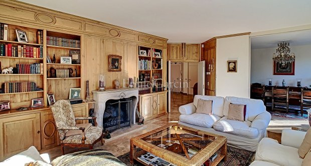 A VENDRE - UCCLE- Appartement rez-de-chaussée avec terrasses et ...