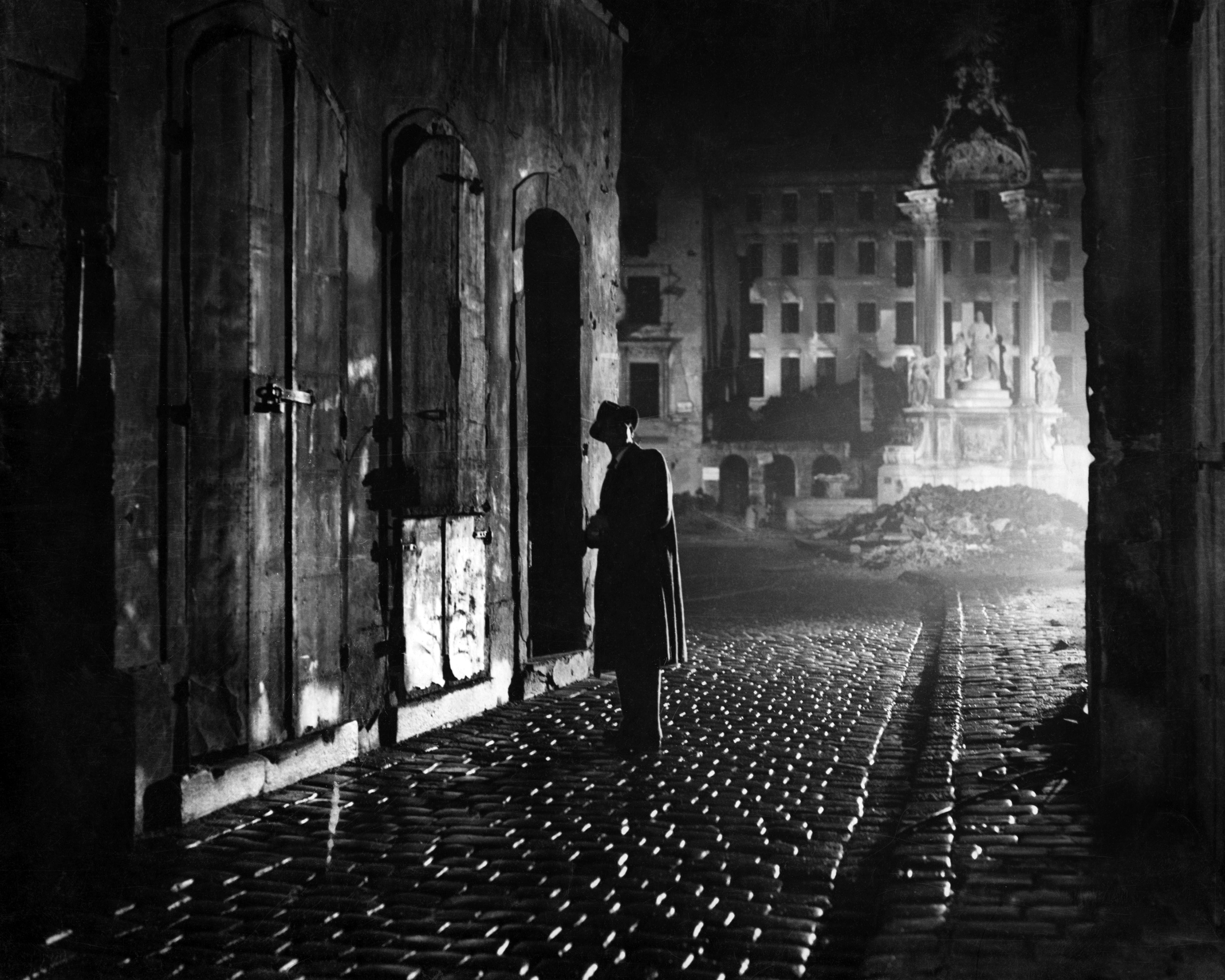 The Third Man A Look Behind The Scenes Classic Driver