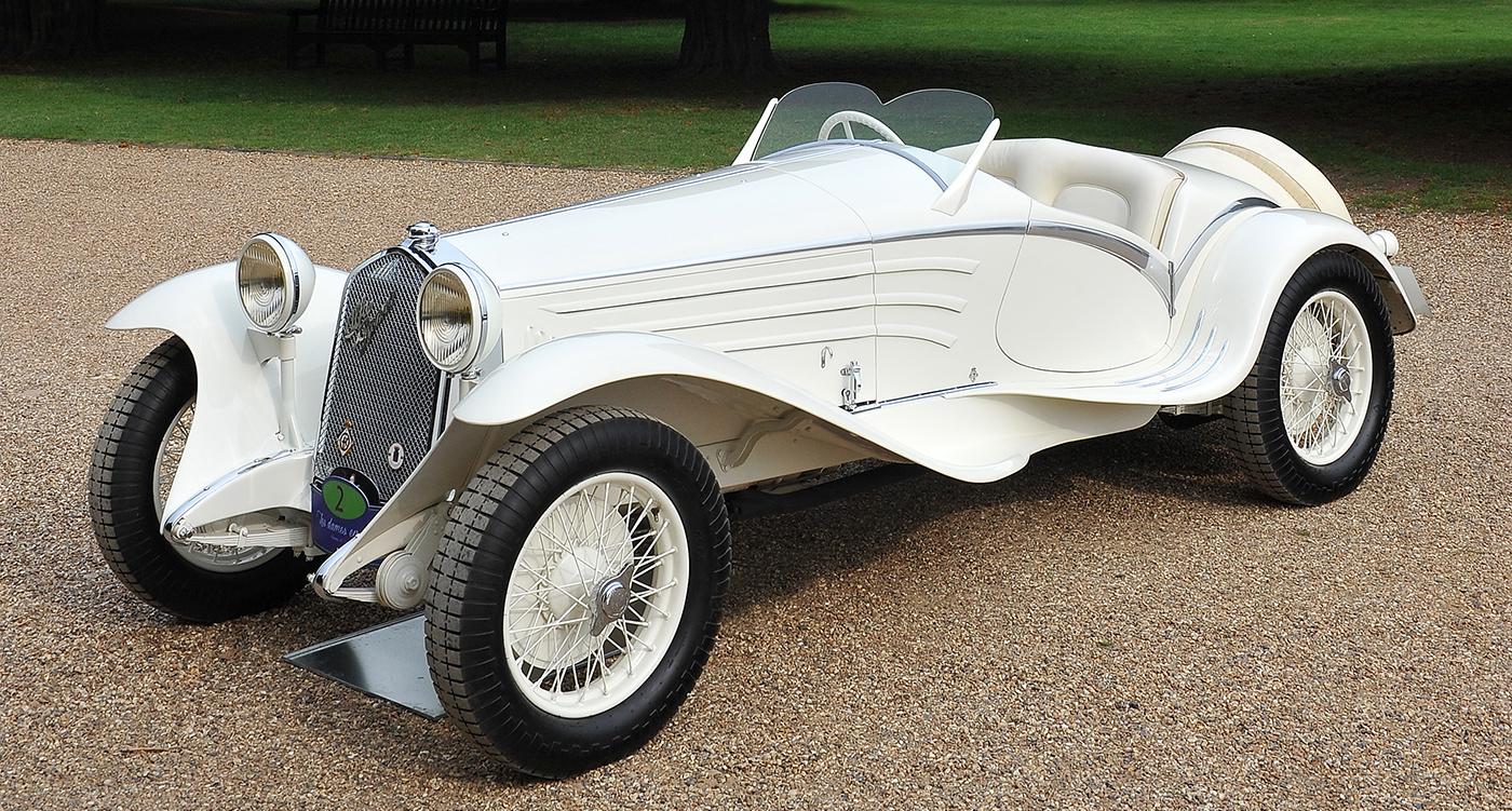 Classic alfa romeo sports cars for sale 12