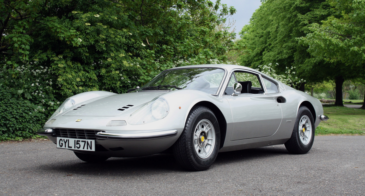 Coys Sells Keith Richards Dino 246gt In Monaco Classic