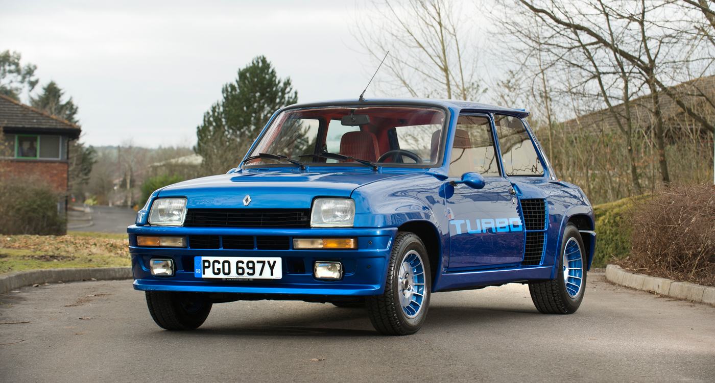 the renault 5 turbo that packs supercar punch classic driver magazine. Black Bedroom Furniture Sets. Home Design Ideas