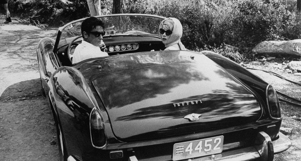 Snapshot 1964 Alain Delons Other Car Is A Yellow Rolls