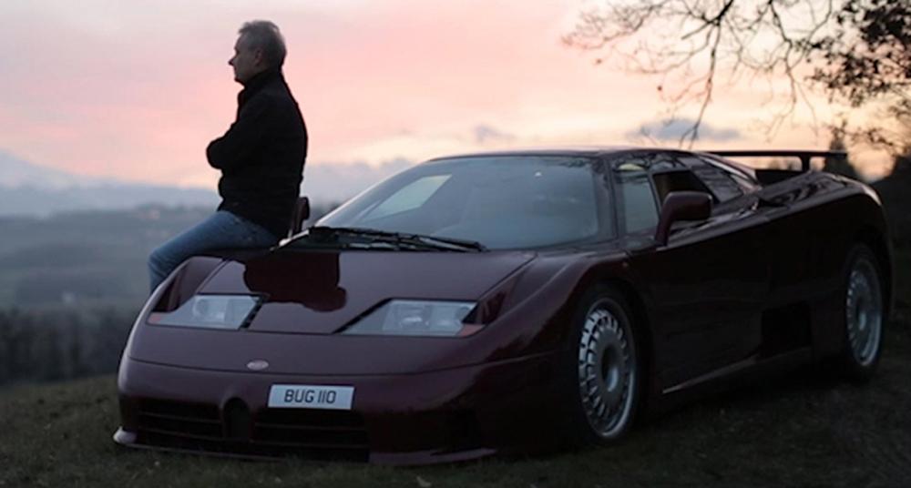 remembering the bugatti eb110 – the 'forgotten supercar' | classic