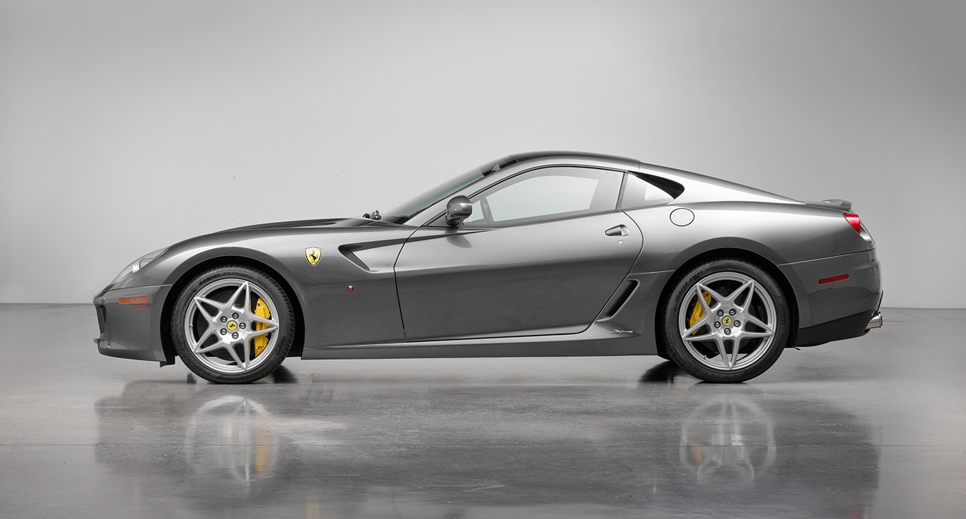 We Would Buy A Ferrari 599 Just For That Glorious Enzo Engine Classic Driver Magazine