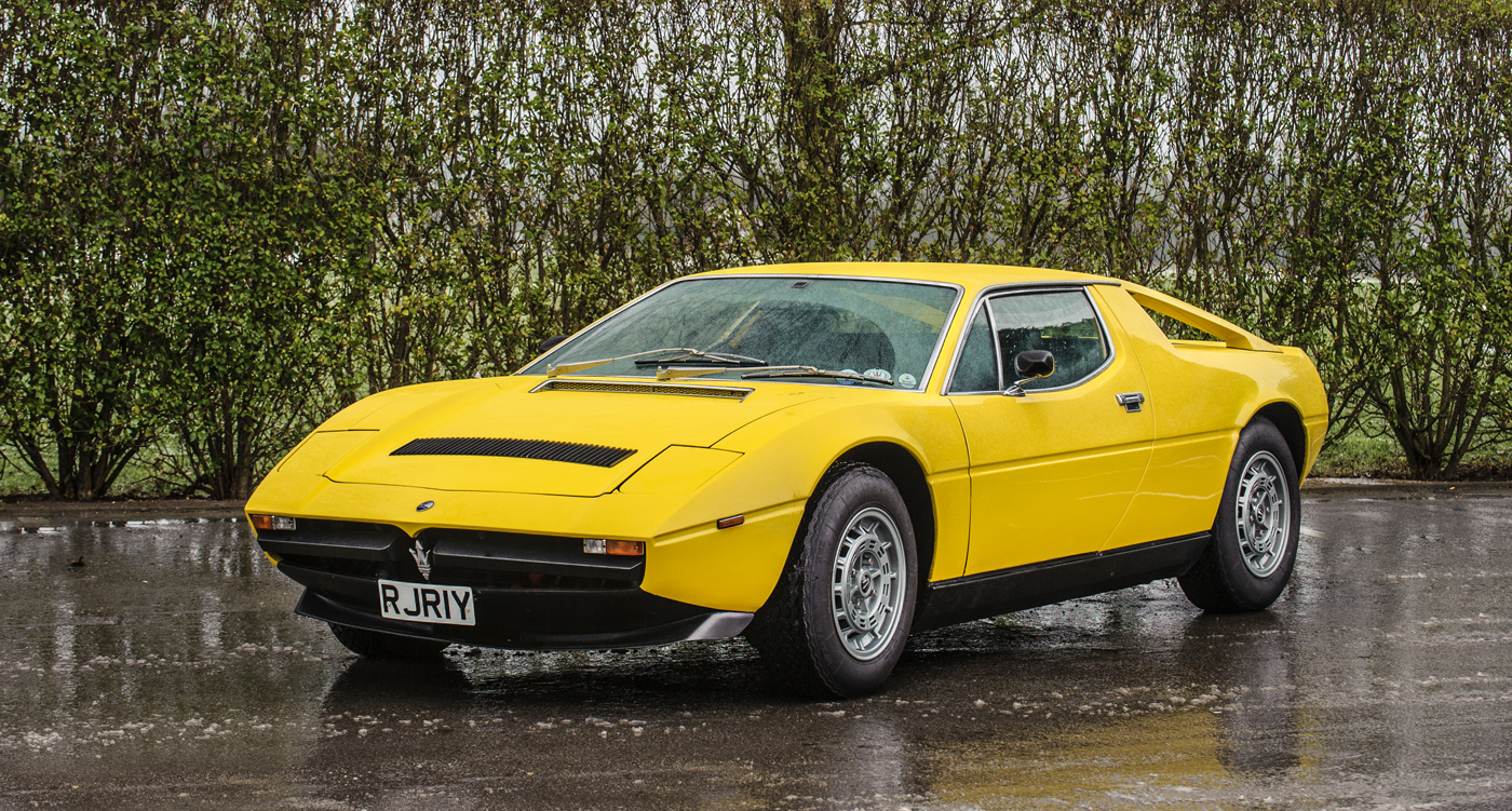Is now the time to buy a Maserati Merak SS?   Classic ...