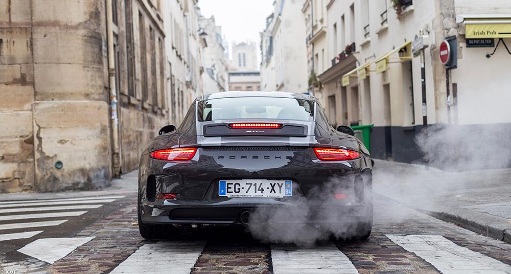 Ein schiefergrauer Porsche 911R für Steve McQueen | Classic Driver ...