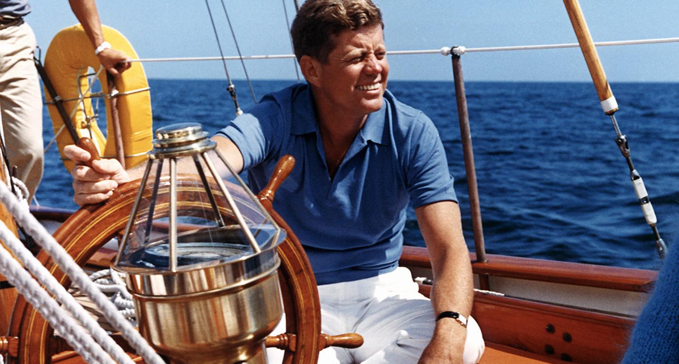 sailing like a kennedy