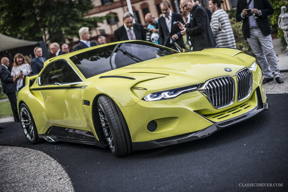 The coolest concept cars of concorso d eleganza villa d for Concept villa