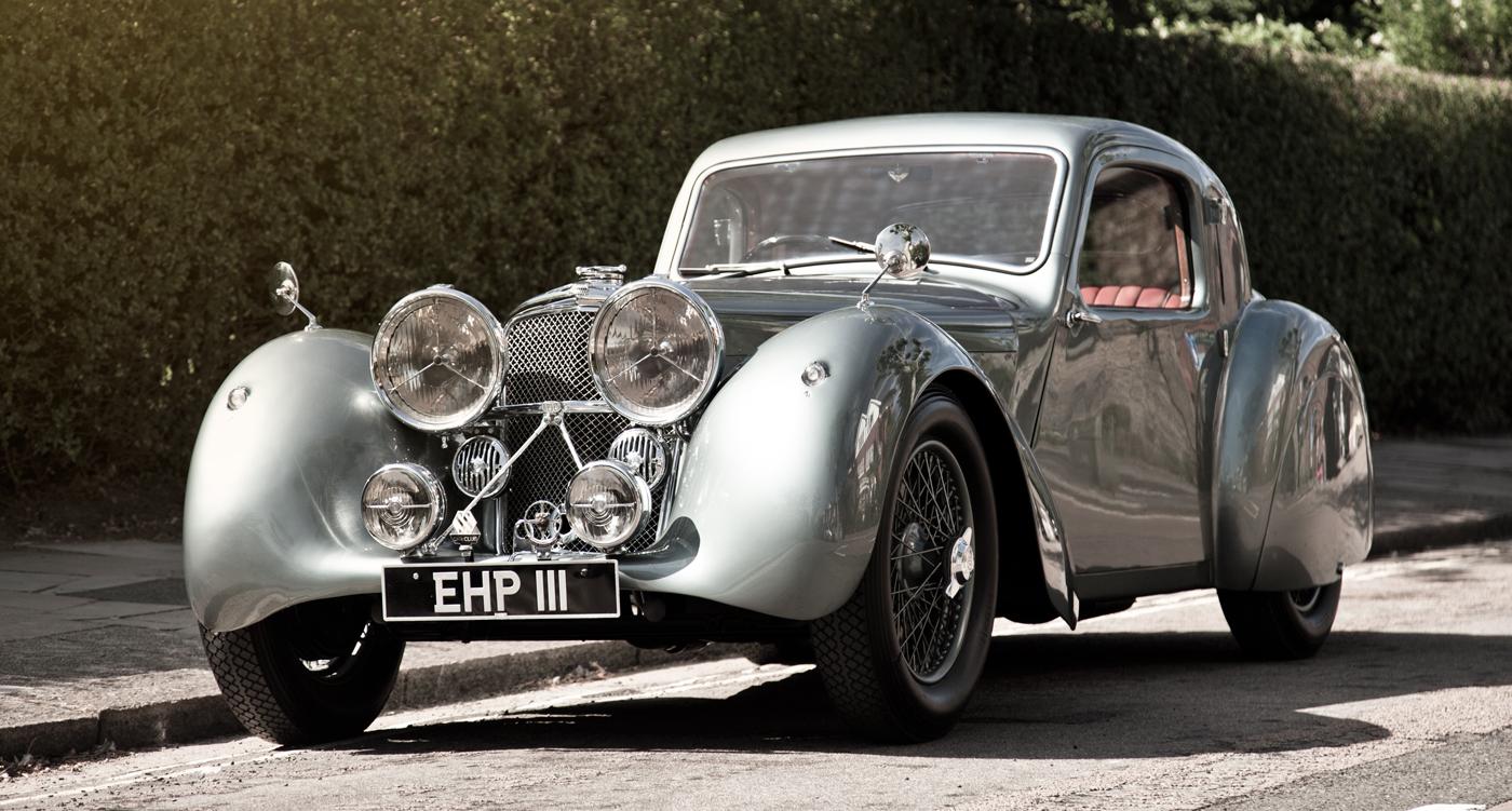 1938 Show Stopper William Lyons Jaguar Ss100 3 5 Litre