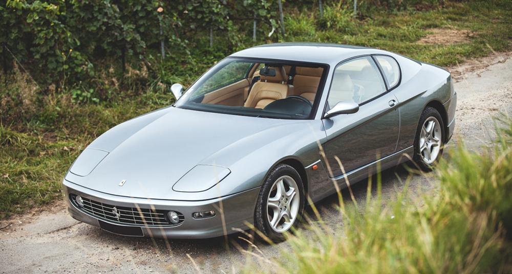 Der Ferrari 456 ist für uns der ultimative Reisesportwagen | Classic ...