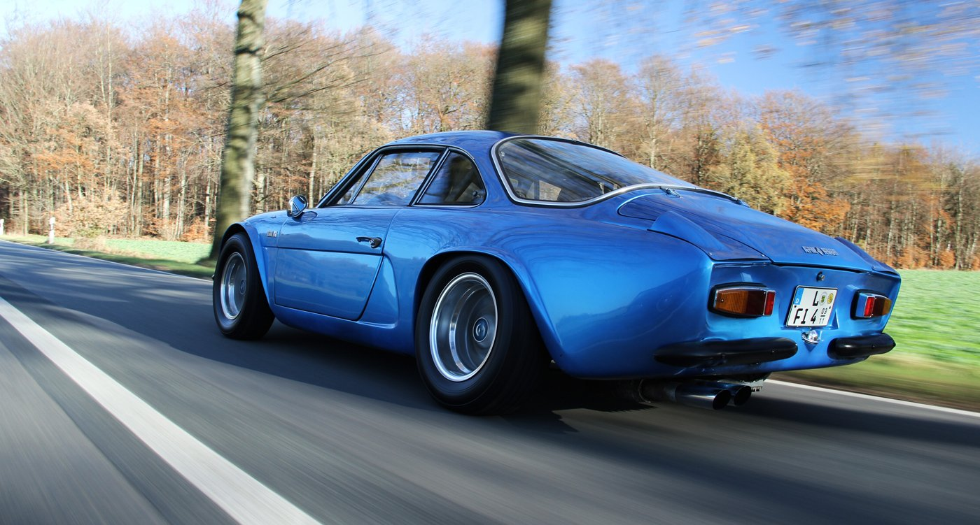 alpine a110 close to the road yet near heaven classic driver magazine. Black Bedroom Furniture Sets. Home Design Ideas
