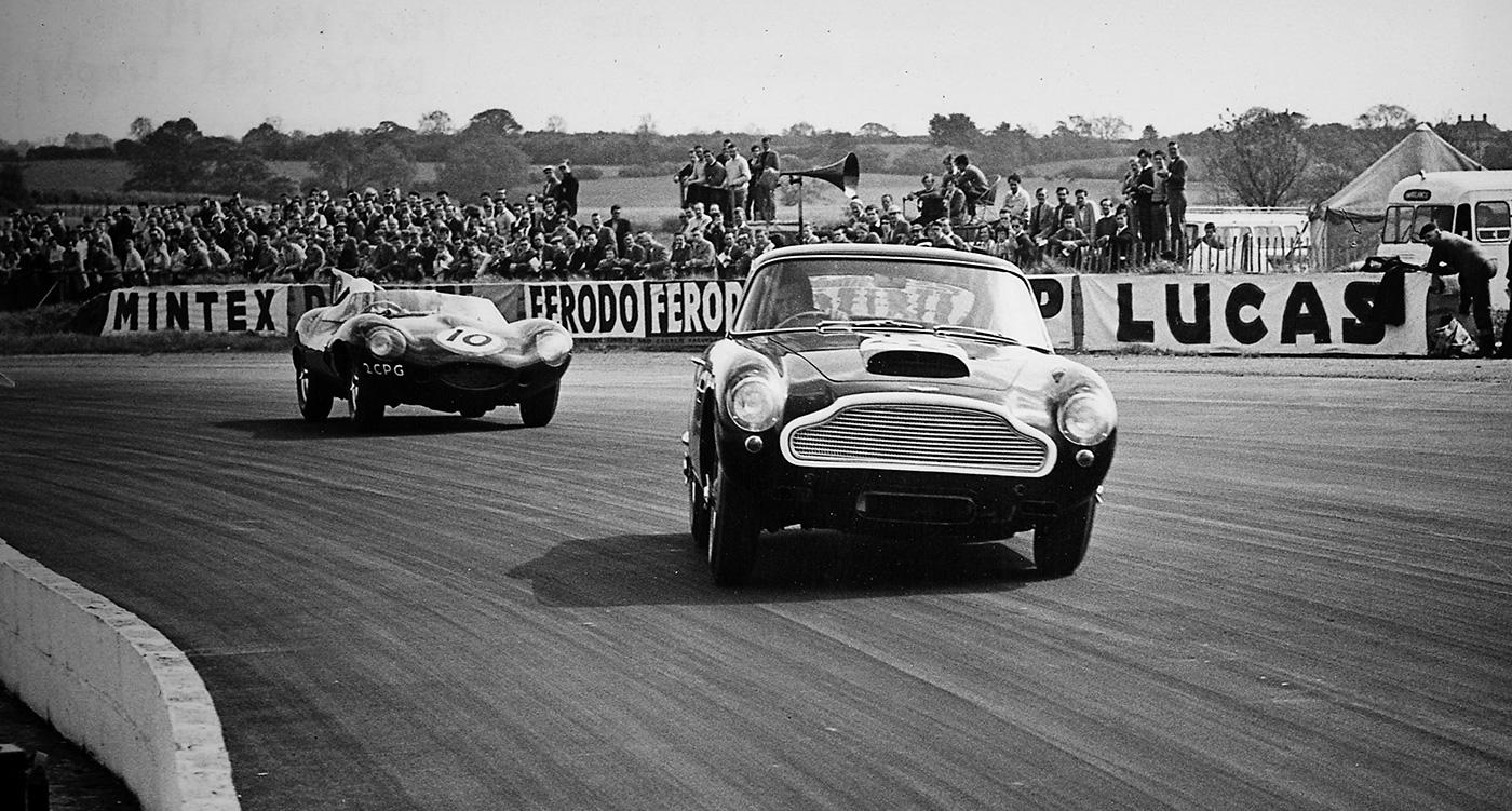 Was Jaguar Kann Will Aston Martin Nun Noch Besser Machen Classic Driver Magazine