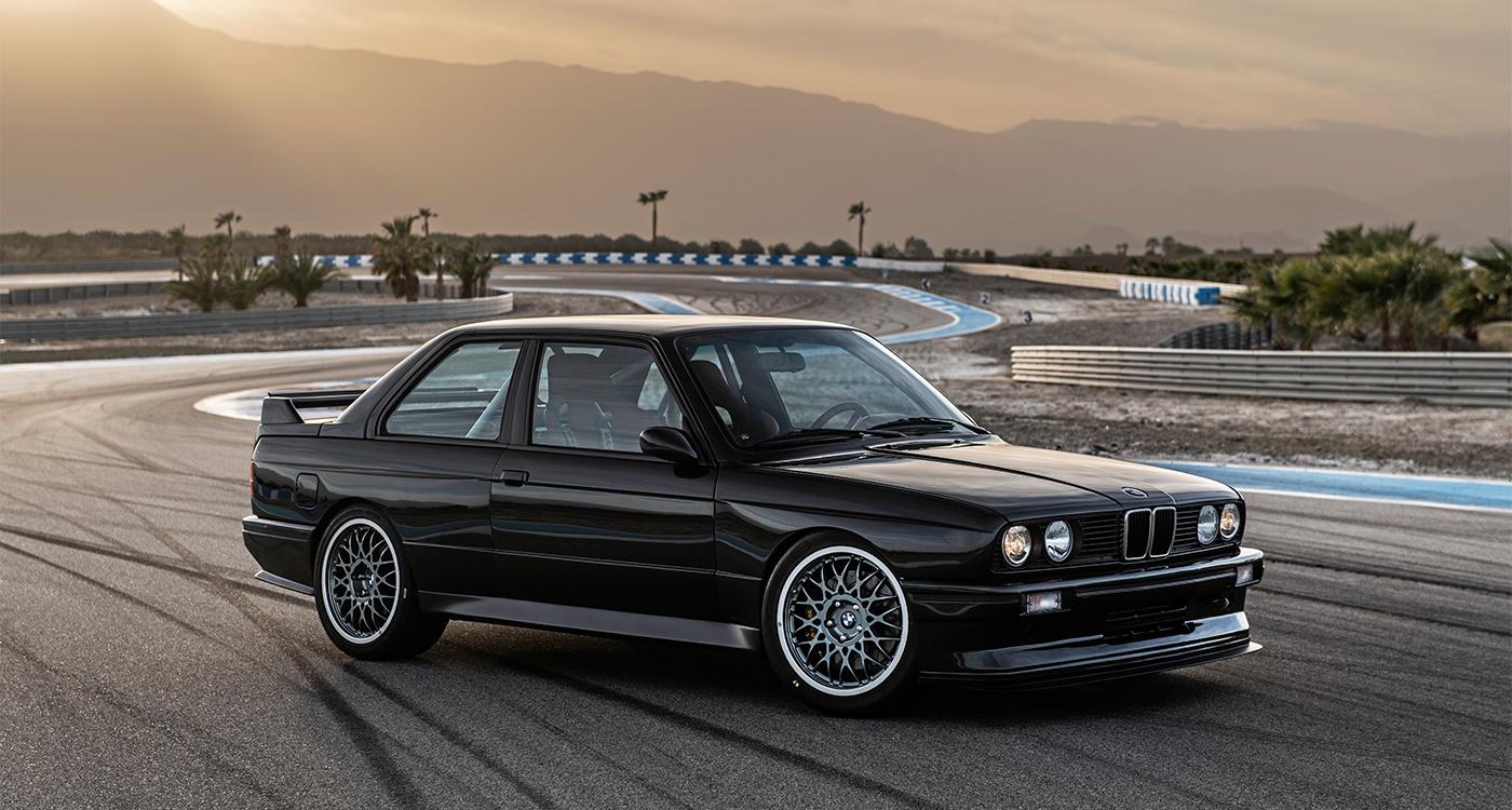 1980s Bmw E30 M3 For Sale