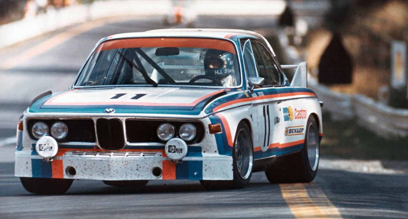 Adrenalin Bmw Touring Cars Storm The Small Screen