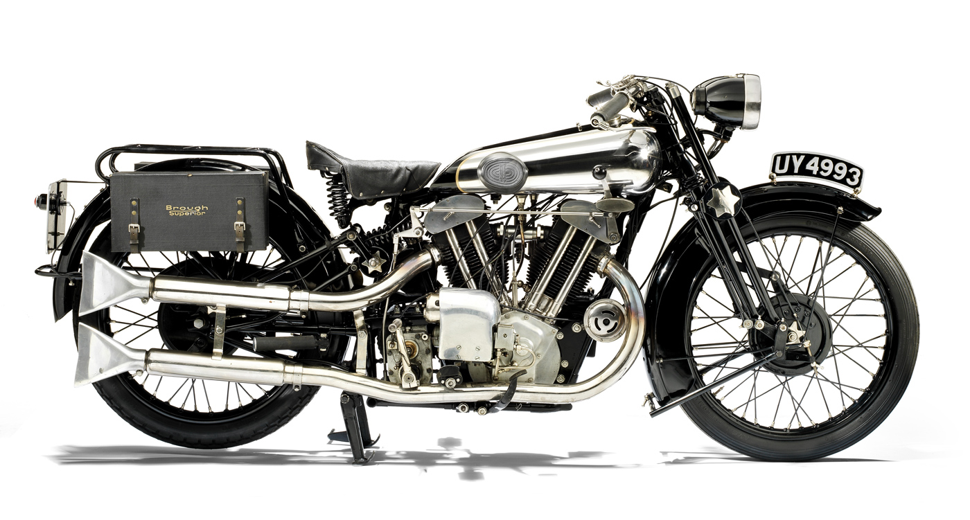 Will This Brough Superior Ss100 Sell For 163 300 000