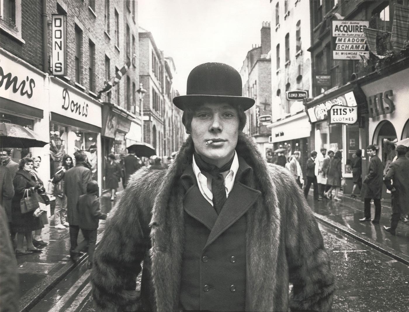 Snapshot 1968 A Dandy On London S Carnaby Street