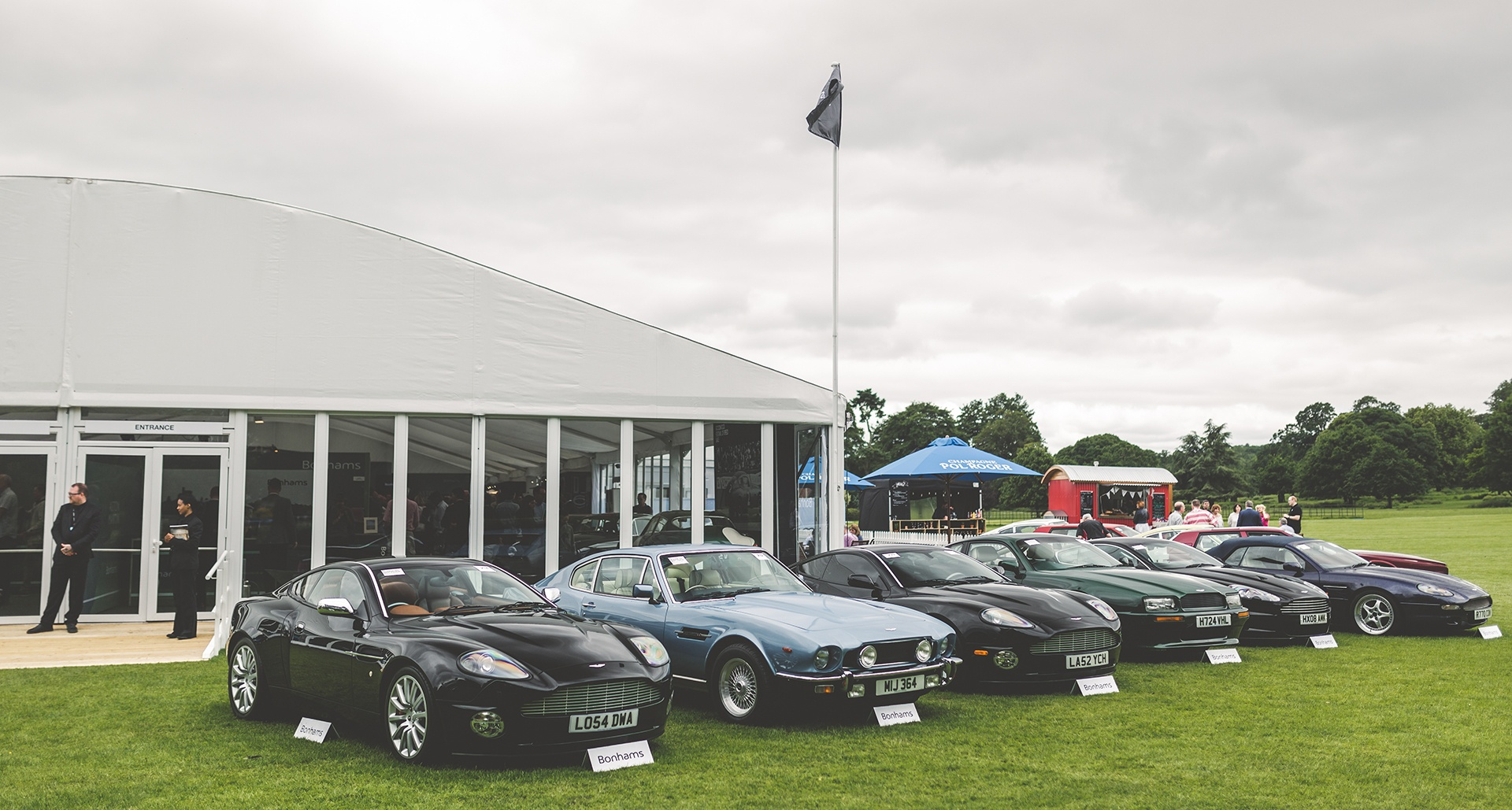 886k DB5 Convertible headlines Bonhams new look Aston Martin sale