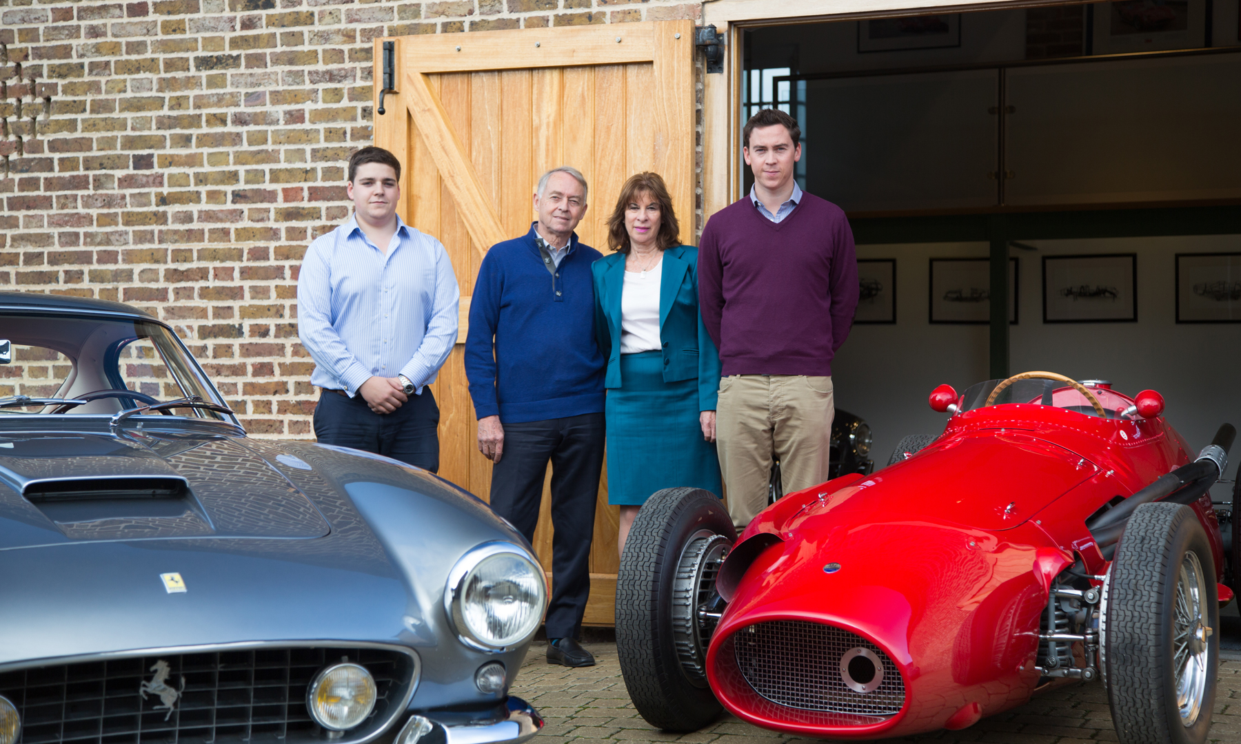 DK Engineering: A family fascinated by Ferraris | Classic Driver Magazine