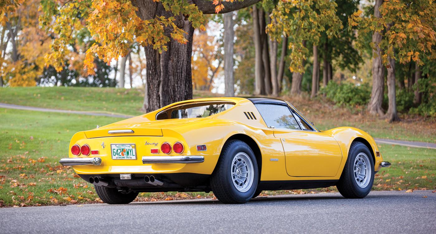 Cars We Love Ferrari 246 Dino Classic Driver Magazine
