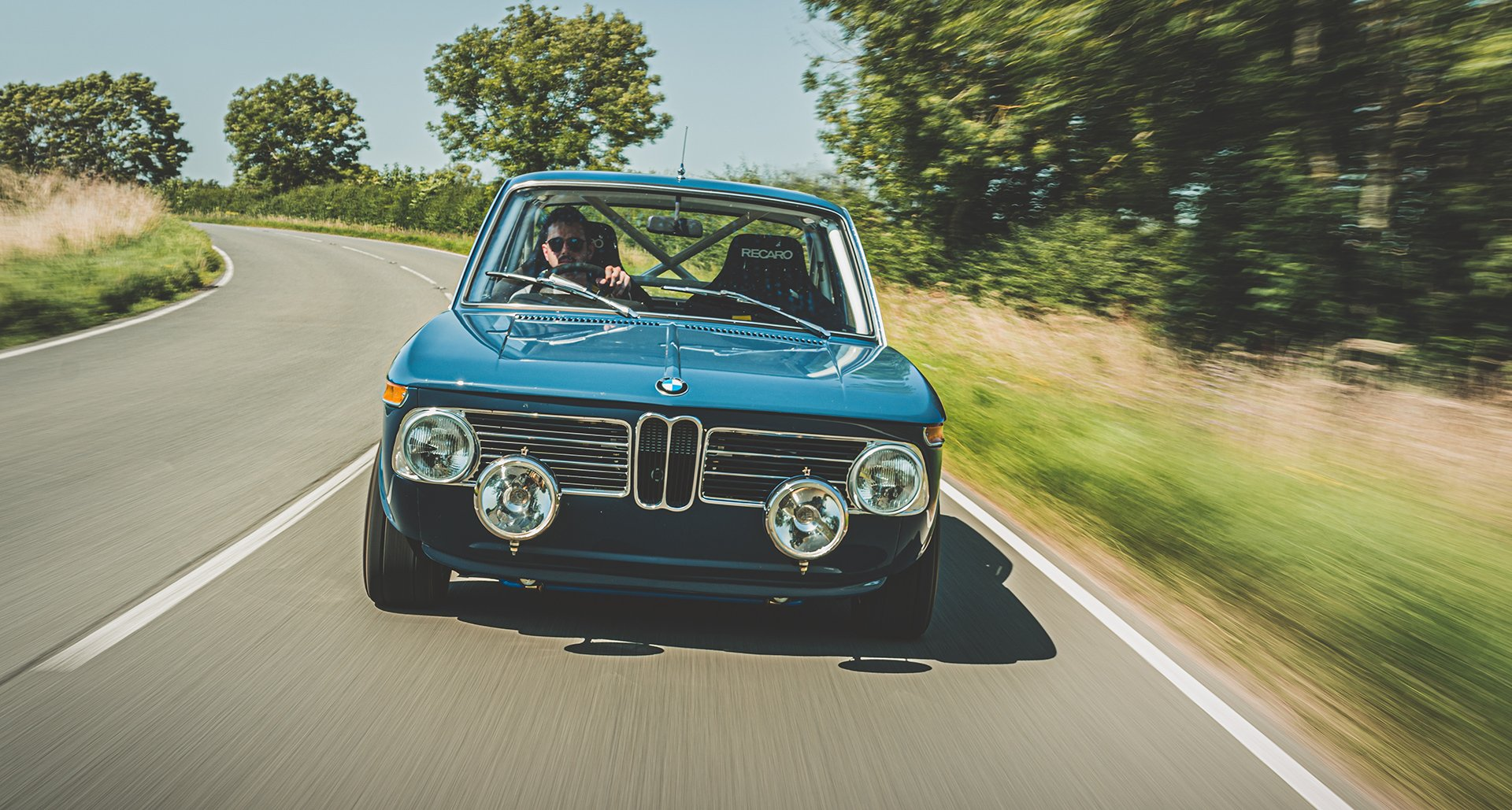 We D Bend Over Backwards To Own This Boisterous Bmw 2002 Classic Driver Magazine