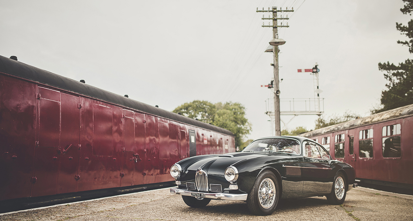How Zagato Turned This Jaguar Xk140 Into The Ace Of Arts Classic 1950s S Driver Magazine