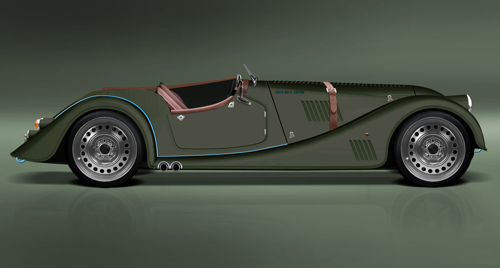Myth-busting: Morgan chassis are made of wood, true or false ...
