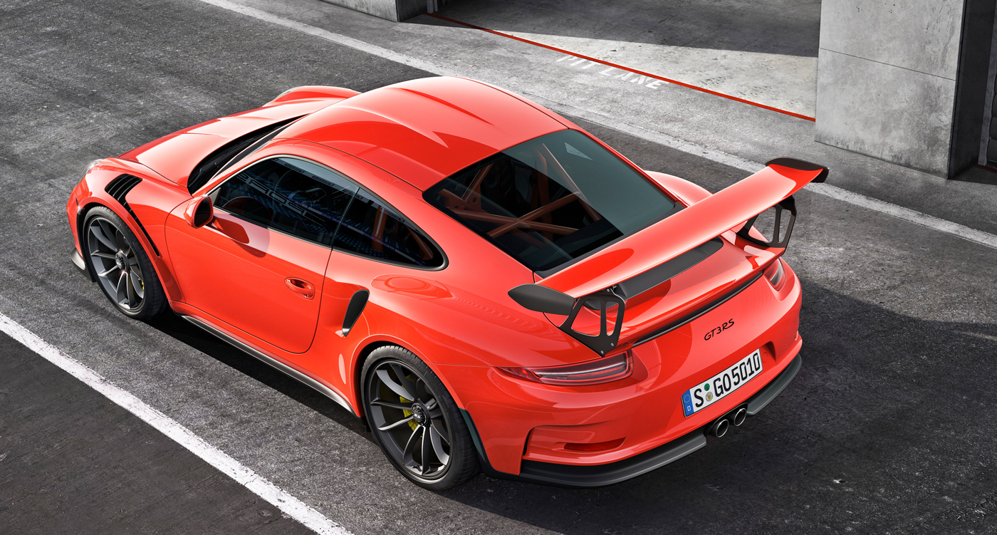 The New Porsche 911 Gt3 Rs Is Faster Than The Carrera Gt