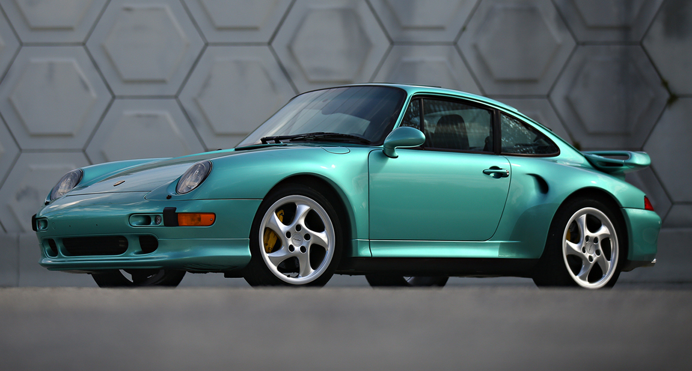 Are Prices For The Air Cooled Porsche 911 Turbo Finally
