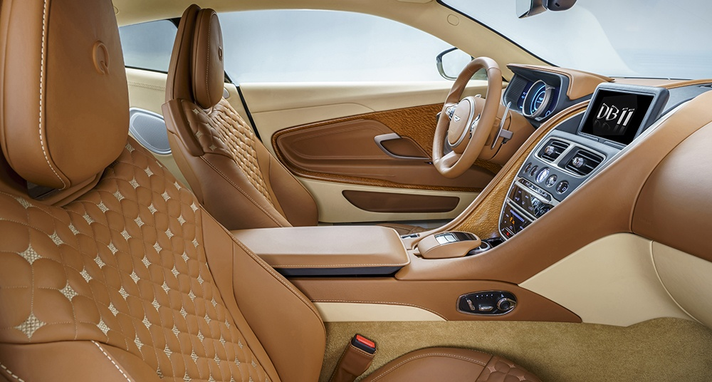 Find Out What Aston Martin Q Can Do For You Classic Driver Magazine