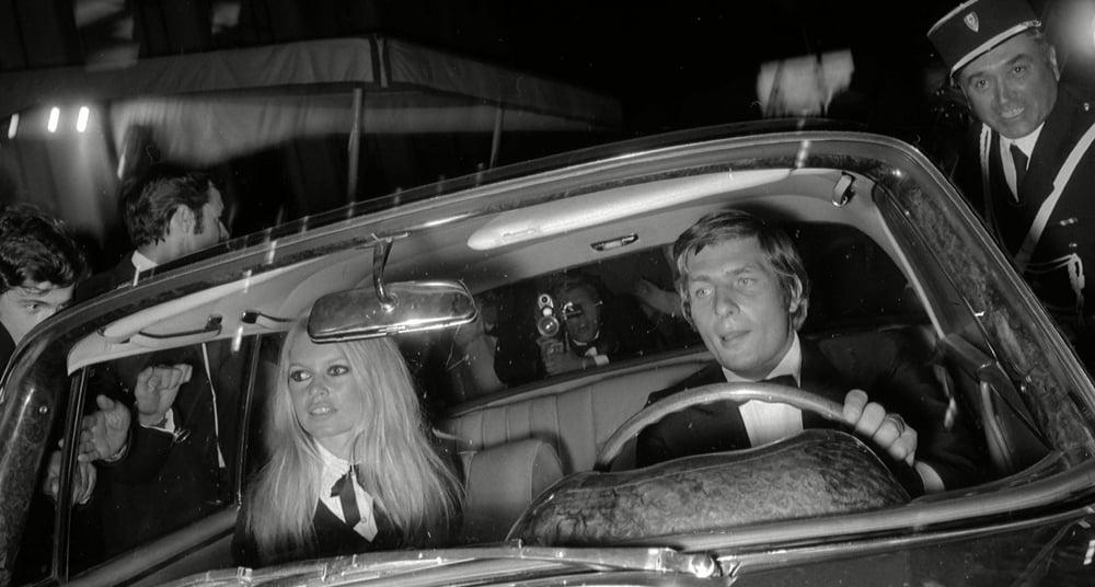 Paris Harley Davidson >> Snapshot, 1967: Ganz Paris liebt Brigitte Bardot und Gunter Sachs   Classic Driver Magazine