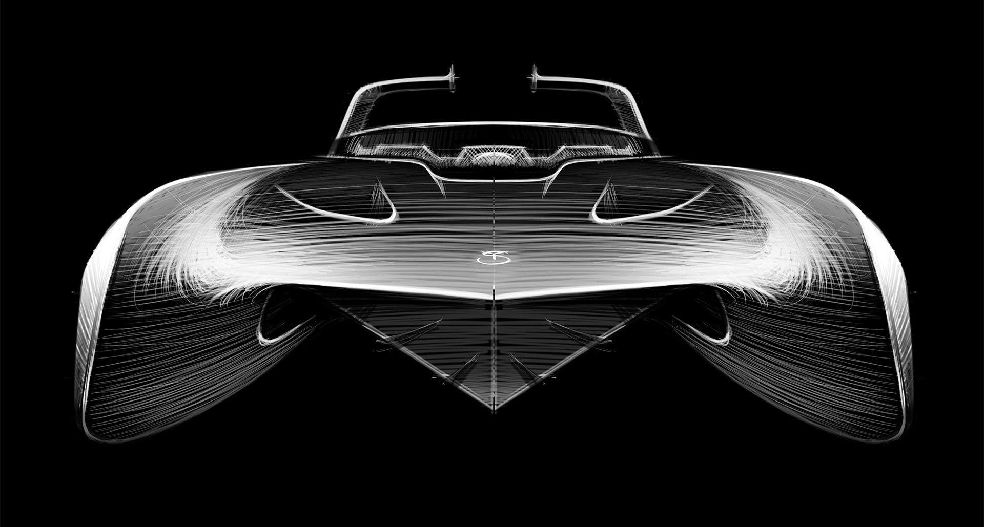 2019 Bugatti La Voiture Noire Sketches By Etienne Gallery: This Yacht Was Inspired By The Bugatti Atlantic And