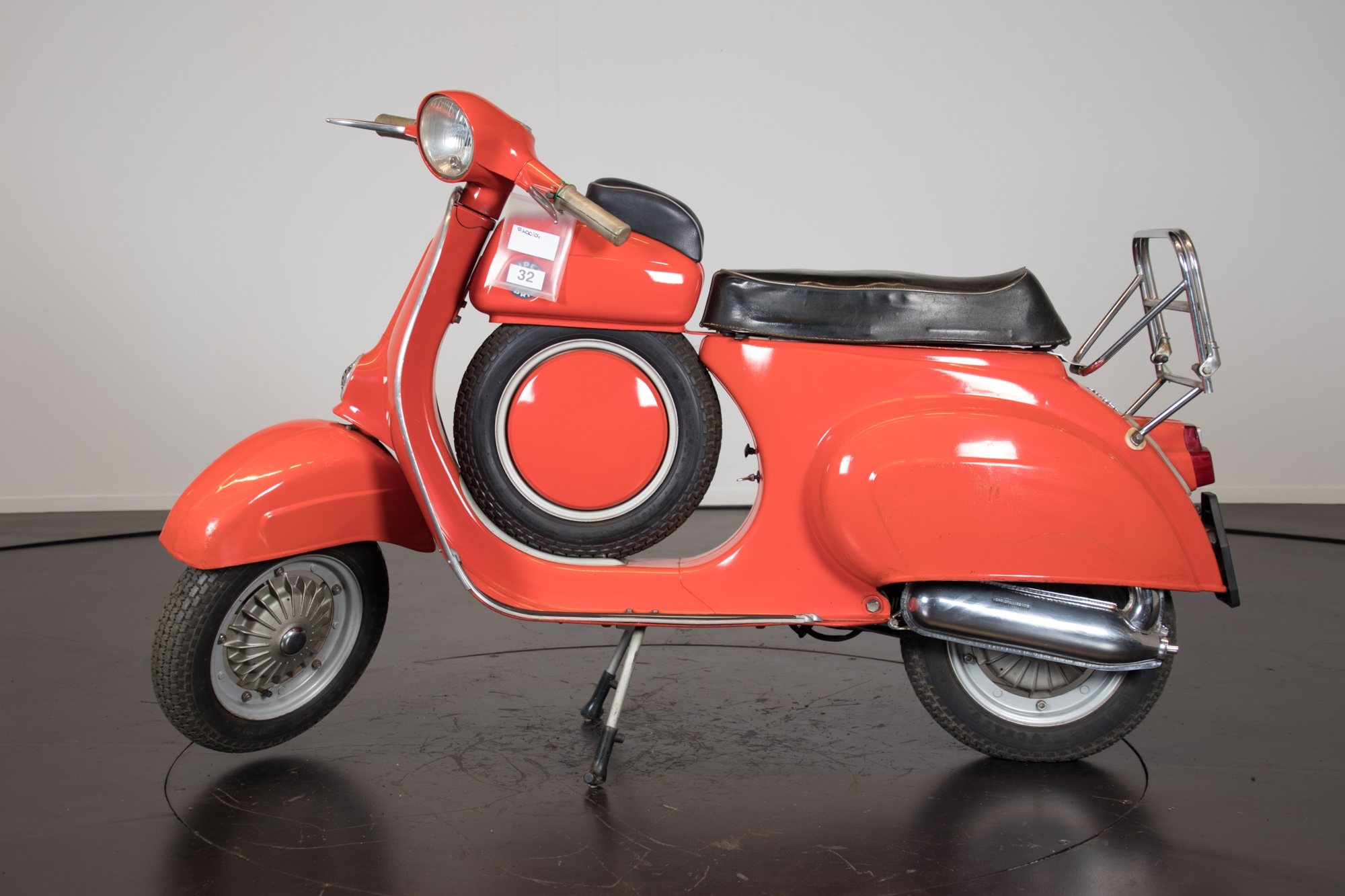 1969 vespa 50 ss super sprint classic driver market. Black Bedroom Furniture Sets. Home Design Ideas