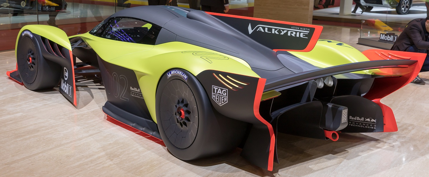2020 Aston Martin Valkyrie Amr Pro Classic Driver Market