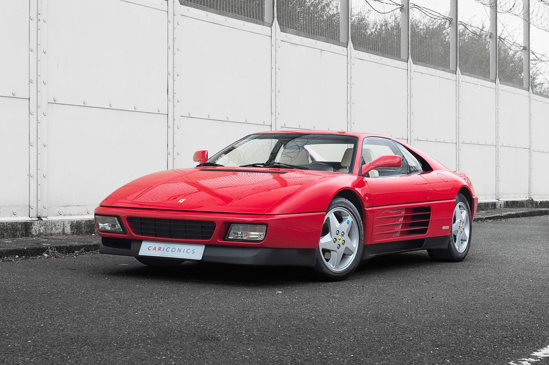 1991 Ferrari 348 Tb Classic Driver Market