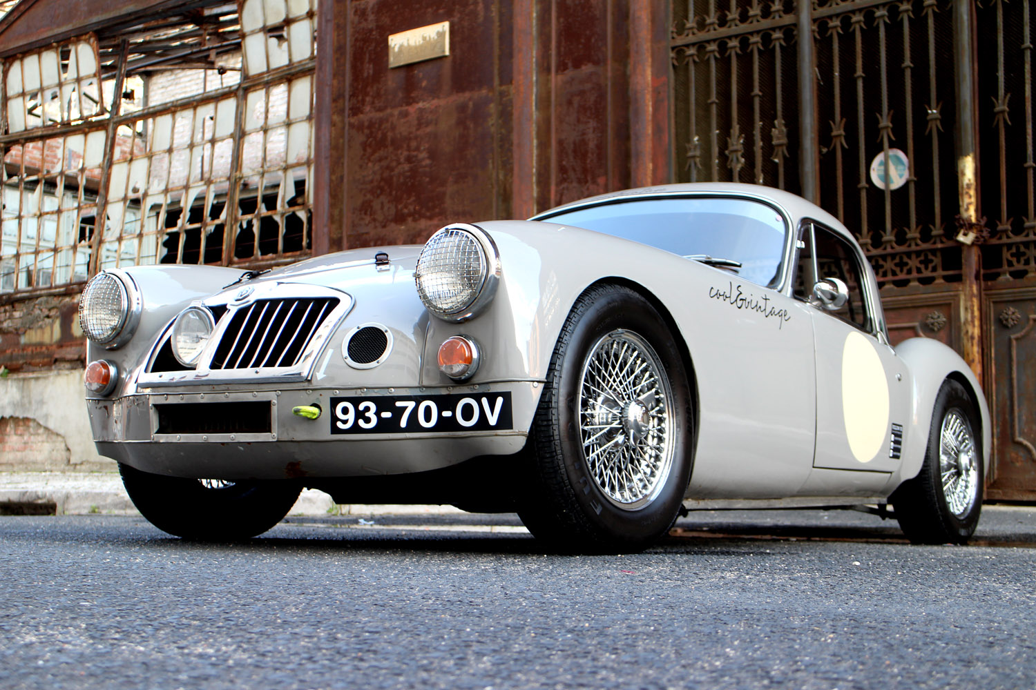 Coupe Grey 2017 >> 1961 MG A - Cafe Racer | Classic Driver Market